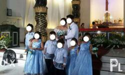 Wedding Gown Groom Suit Abay Gown And Barong For Sale In Quezon