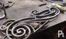 We offer wide range of iron works fabrications and