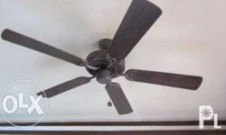 1 Large Westinghouse Ceiling Fan Php 3,000 only