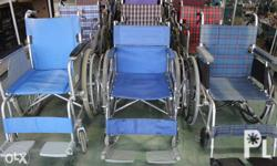 For Sale Wheel Chair alloy Japan used stainless- 5,800