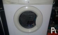 Selling preloved automatic washing machine Helping a