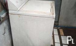heavy duty, whirlpool washing machine, pick up price