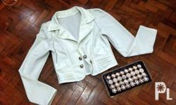 White Blazer Impress your friends and family! Grab this
