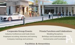 The Widus Convention Center at Clark Freeport Zone,