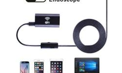 The newest type-- Wifi Wireless Endoscope,changed the