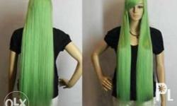 Cosplay wigs on sale All lace type with hooks Facbook-