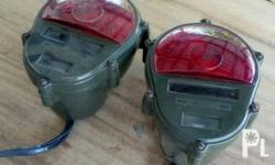 New old stock, willys tail light made by dc electronics