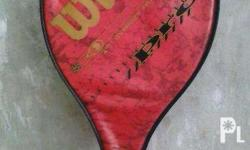 Slightly used Wilson US Open Tennis Racket Kaduha ra