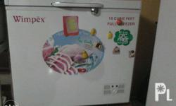 -1o cubic feet full freezer -in very good condition