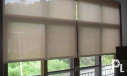 Deskripsiyon Futura Roller Shades are being specified