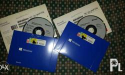 Windows 7 64 bit 2.5k/pc, packaging was opened to allow