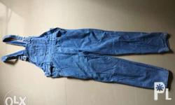 Winko (imported) Jean jumper, Blue Denim Jumper, 100%