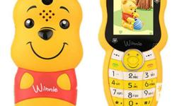 Winnie the Pooh Phone Features: Dual Sim, Camera,