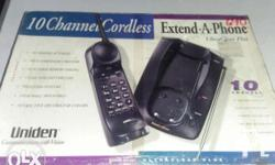 Wired and Wireless Landline Phone *bnew and 2nd hand*