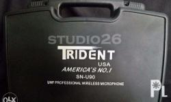 Bnew trident snu-90 Need AA battery *09*20*811*41*59