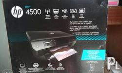 Wireless printer HP ENVY 4500 in good condition wala