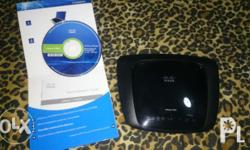 Included: * Linksys Wireless Router E1000v2 for only