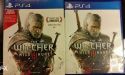 For Sale: Witcher 3 R3, unused codes, with manuals,