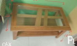 Solid MULAWIN WOOD. In very good condition. Almost new.
