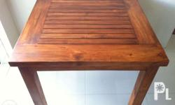 Brand New dining table Bought and pick-up from baguio