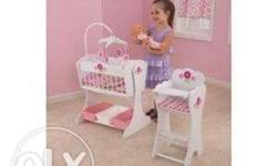Your little girl will have hours of fun with this cute