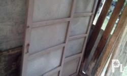 "Wooden windows from ""sinaunang mga bahay"" - 4 pieces"