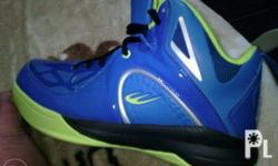 World Balance basketball shoes ang get free