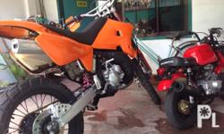 WR 200 Yamaha Motorcycle For sale or trade 90k