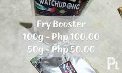 UPDATED: May 5, 2018 Wachupong Feeds 50g = 50php
