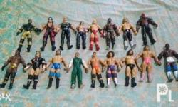 WWE Jakks Action Figures