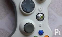 used only one month xbox360 wireless controller almost