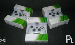 �Wired Xbox 360 Controller �Can also be used to