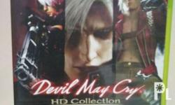 3 games included: Devil May Cry Devil May Cry 2 Devil