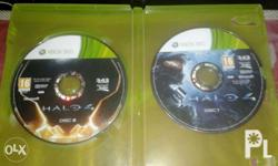 Halo 4 �310 For sale or trade >Case doesn't have