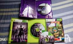 For sale xbox 360 games Ntsc-j Dance central 3 SOLD