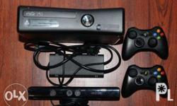 P7,500 Only For sale Xbox 360 Kinect Original wireless