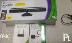 You will get: Kinect Motion Controller for Kinect