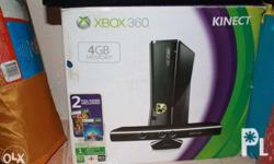 XBOX 360 S with Kinect 4GB (US version) XBOX 360 S Hard