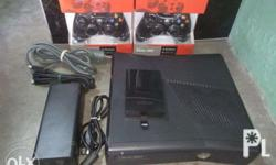 Xbox 360 Gaming Package For sale!!! 7500 php only fix