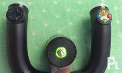 Xbox 360 wireless speed wheel for sale. P1500 only