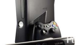 Xbox 360 with Kinect Controller (may include games)