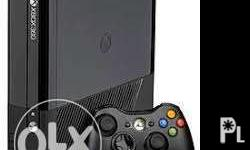 Xbox 360 With Kinect Sensor And Controller, Comes With
