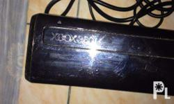 selling my Xbox 360 slim 250gb with kinetics and two