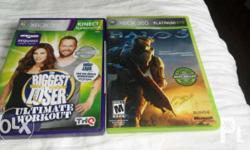 Xbox 360 games. 400 per game dvd.