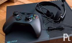 For sale ONLY. Xbox one 1 tera Unit 1 controller
