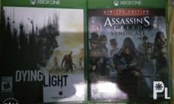Xbox one games. For sale. Ac syndicate. 1000