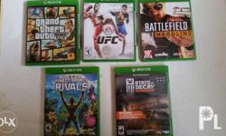 Slightly used All good condition Gta 5 - 1400 Ufc -