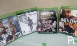 xbox one games almost with reciept call of duty ww2-
