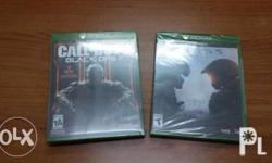 BRAND NEW Xbox One games, in pristine condition and