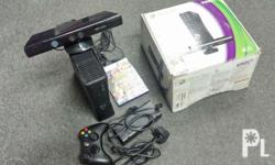 For sale Xbox with kinect 4GB internal memory 1